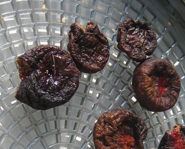 Figues déshydratées