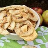 Pommes Cannelle déshydratés